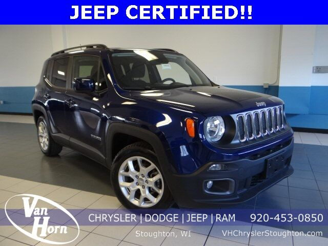 2018 Jeep Renegade Latitude Milwaukee WI