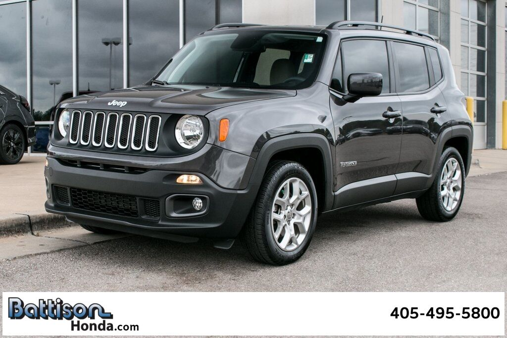 2018_Jeep_Renegade_Latitude_ Oklahoma City OK