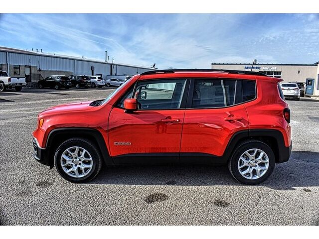 2018 Jeep Renegade Latitude Pampa TX