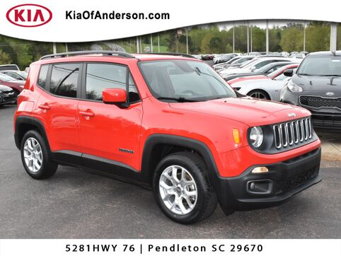 2018_Jeep_Renegade_Latitude_ Greenville SC