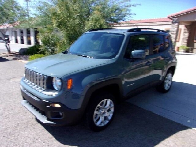 2018 Jeep Renegade Latitude REDUCED ONLY 3987 MILES 4X4 Apache Junction AZ