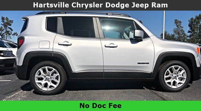 2018 Jeep Renegade Latitude Raleigh NC