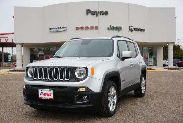 2018 Jeep Renegade Latitude Rio Grande City TX