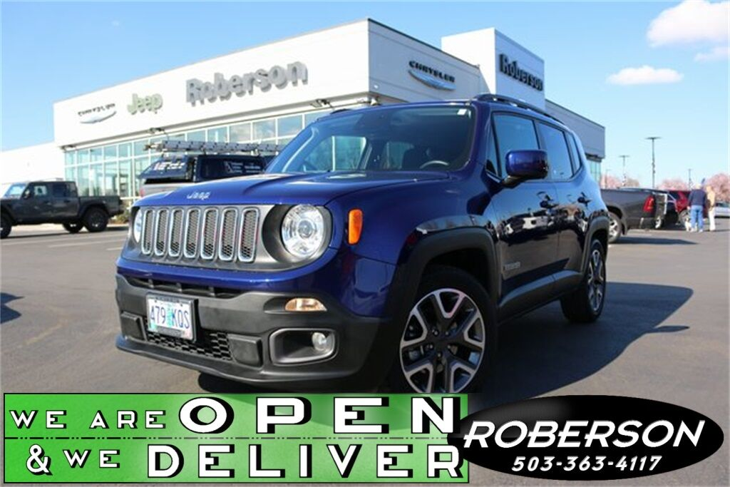 2018 Jeep Renegade Latitude Salem OR