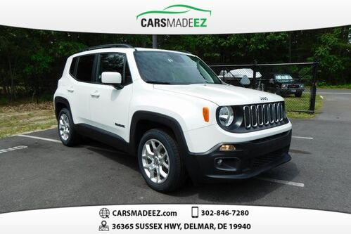2018_Jeep_Renegade_Latitude_ Salisbury MD