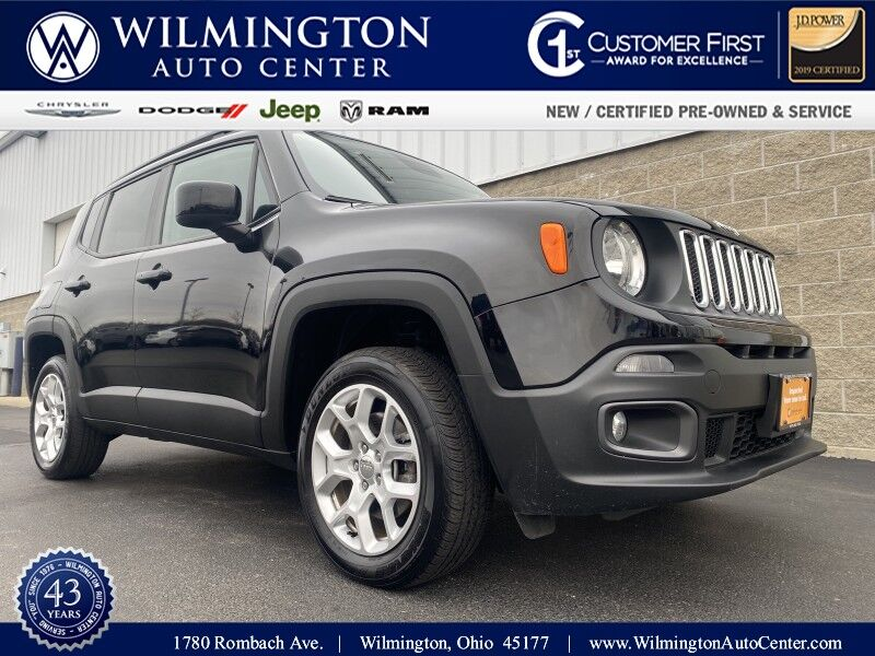 2018 Jeep Renegade Latitude Wilmington OH