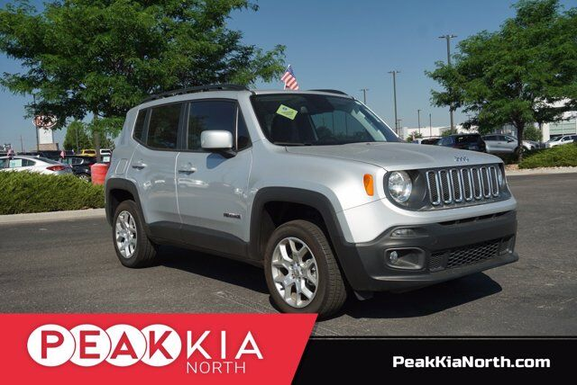 2018 Jeep Renegade Latitude Windsor CO