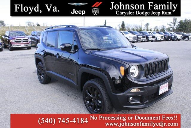 2018 Jeep Renegade Latitude Woodlawn VA