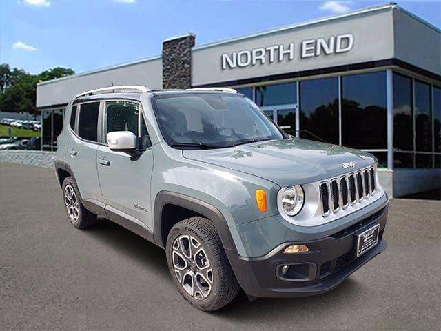 2018 Jeep Renegade Limited 4x4 Lunenburg MA