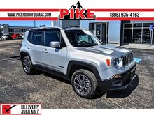 2018_Jeep_Renegade_Limited_ Amarillo TX