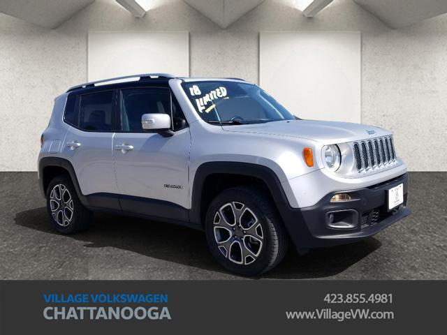 2018 Jeep Renegade Limited Chattanooga TN