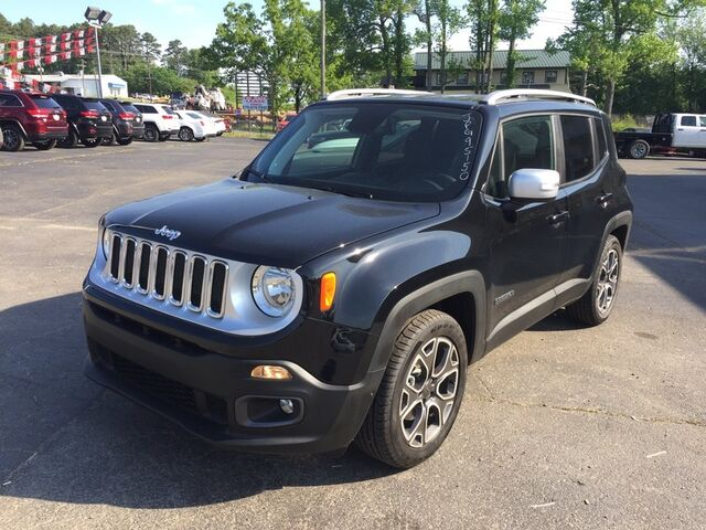 2018 Jeep Renegade Limited Clinton AR