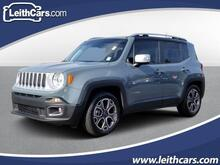 2018_Jeep_Renegade_Limited FWD_ Cary NC