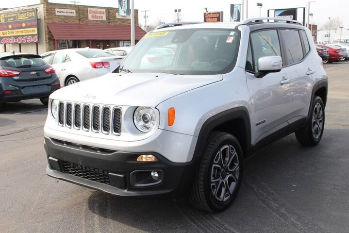 2018 Jeep Renegade Limited Fort Wayne Auburn and Kendallville IN
