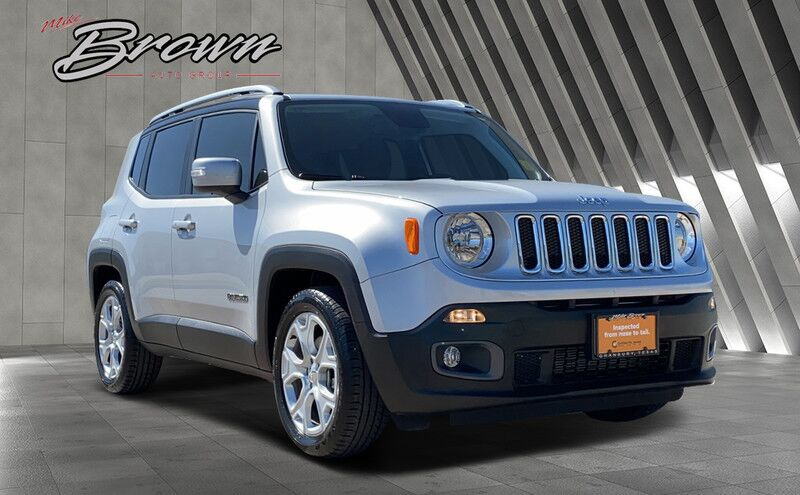 2018 Jeep Renegade Limited Granbury TX