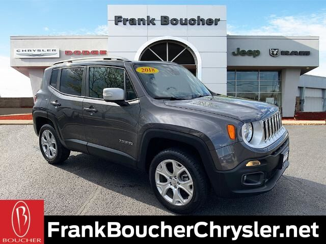 2018 Jeep Renegade Limited Janesville WI