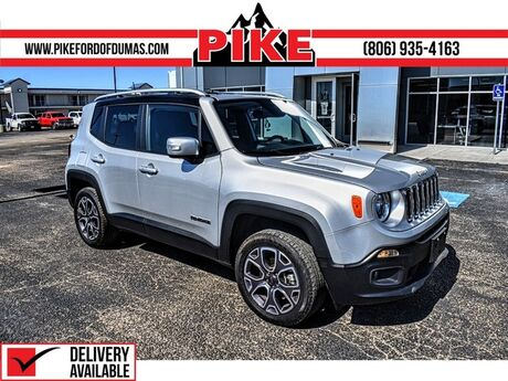 2018 Jeep Renegade Limited Pampa TX