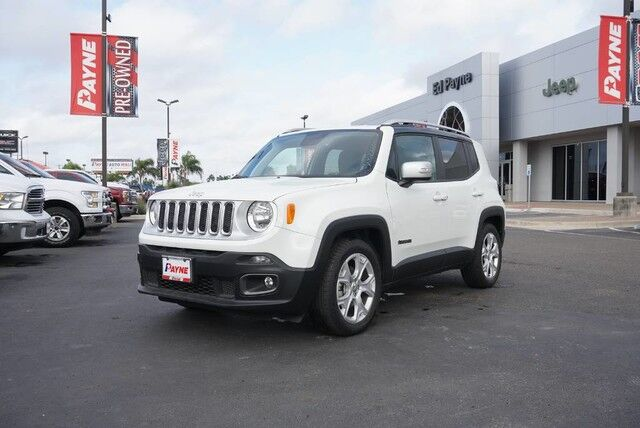 2018 Jeep Renegade Limited Rio Grande City TX