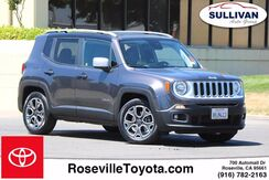 2018_Jeep_Renegade_Limited_ Roseville CA