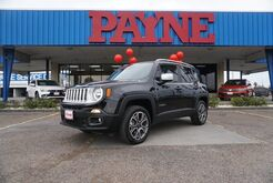 2018_Jeep_Renegade_Limited_ Weslaco TX