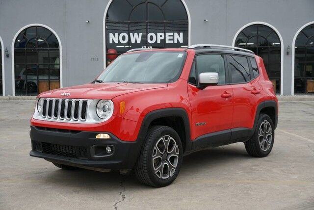 2018 Jeep Renegade Limited McAllen TX