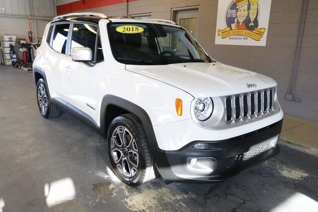 2018 Jeep Renegade Limited Lake Wales FL