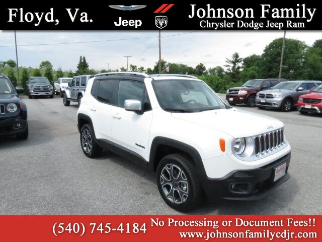 2018 Jeep Renegade Limited Woodlawn VA