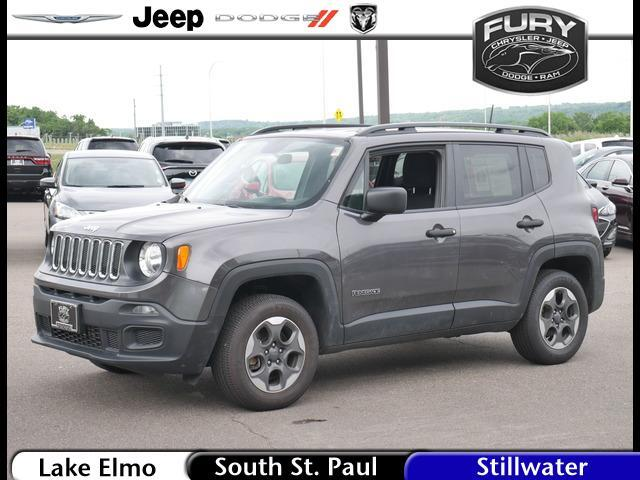 2018 Jeep Renegade Sport 4x4 Lake Elmo MN