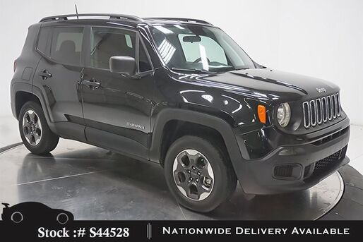2018_Jeep_Renegade_Sport CAM,KEY-GO,16IN WHLS_ Plano TX