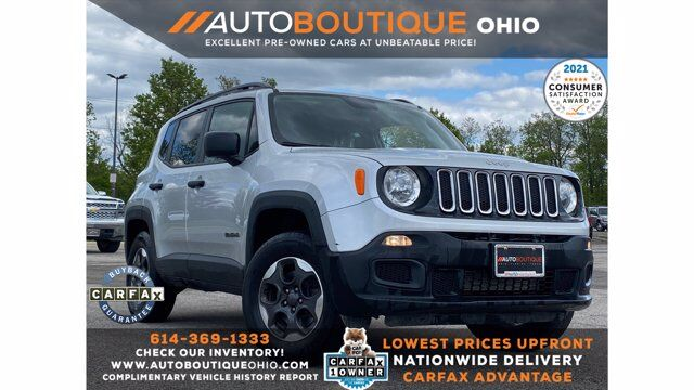 2018 Jeep Renegade Sport Columbus OH