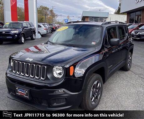 2018 Jeep Renegade Sport Covington VA