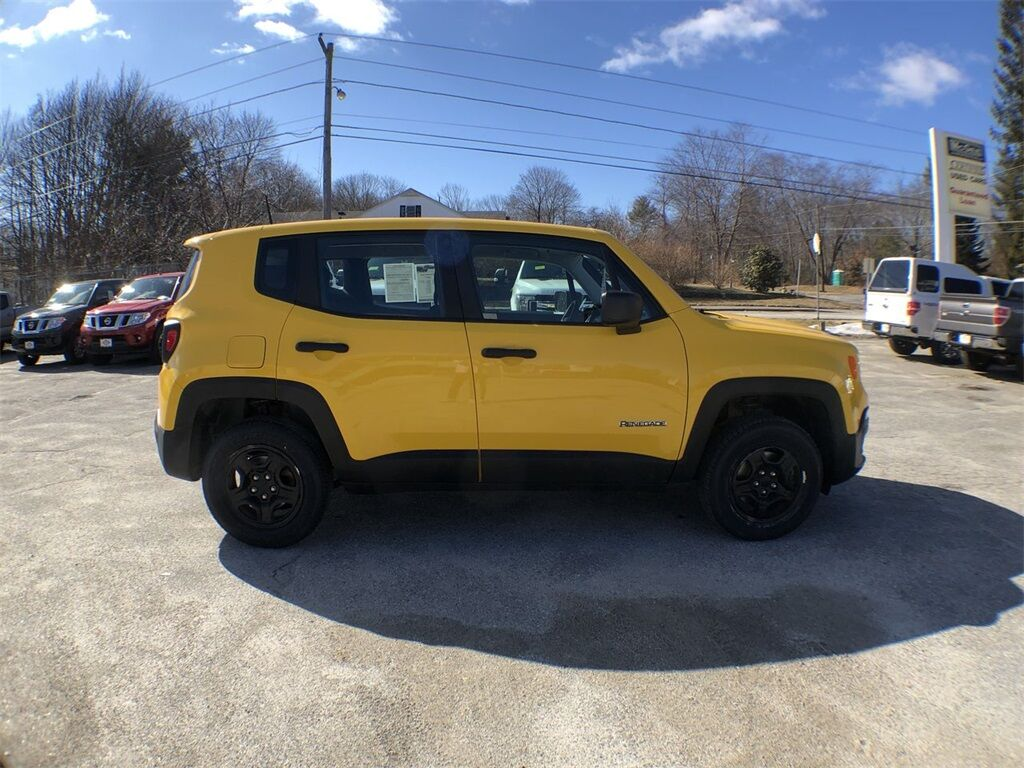 2018 Jeep Renegade Sport Dudley MA