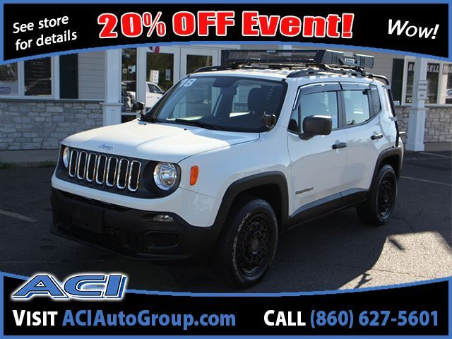 2018 Jeep Renegade Sport East Windsor CT