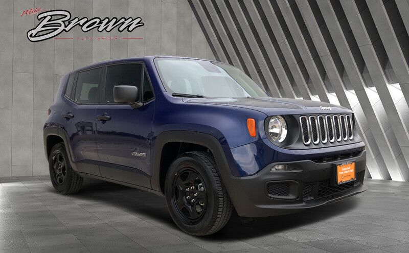 2018 Jeep Renegade Sport Granbury TX