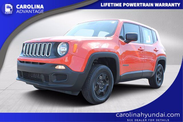 2018 Jeep Renegade Sport High Point NC