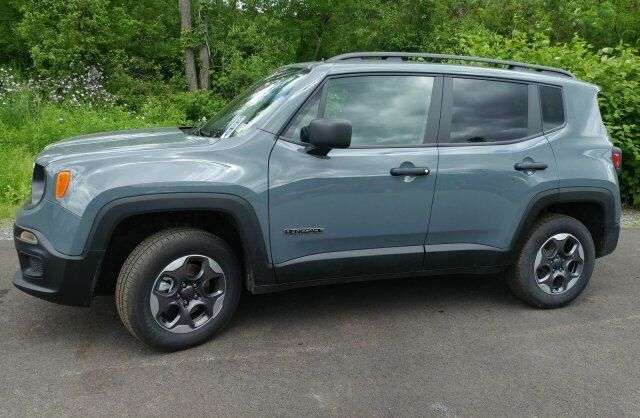 2018 Jeep Renegade Sport Rock City NY