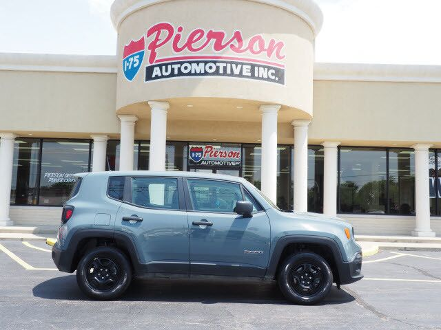 2018 Jeep Renegade Sport Middletown OH