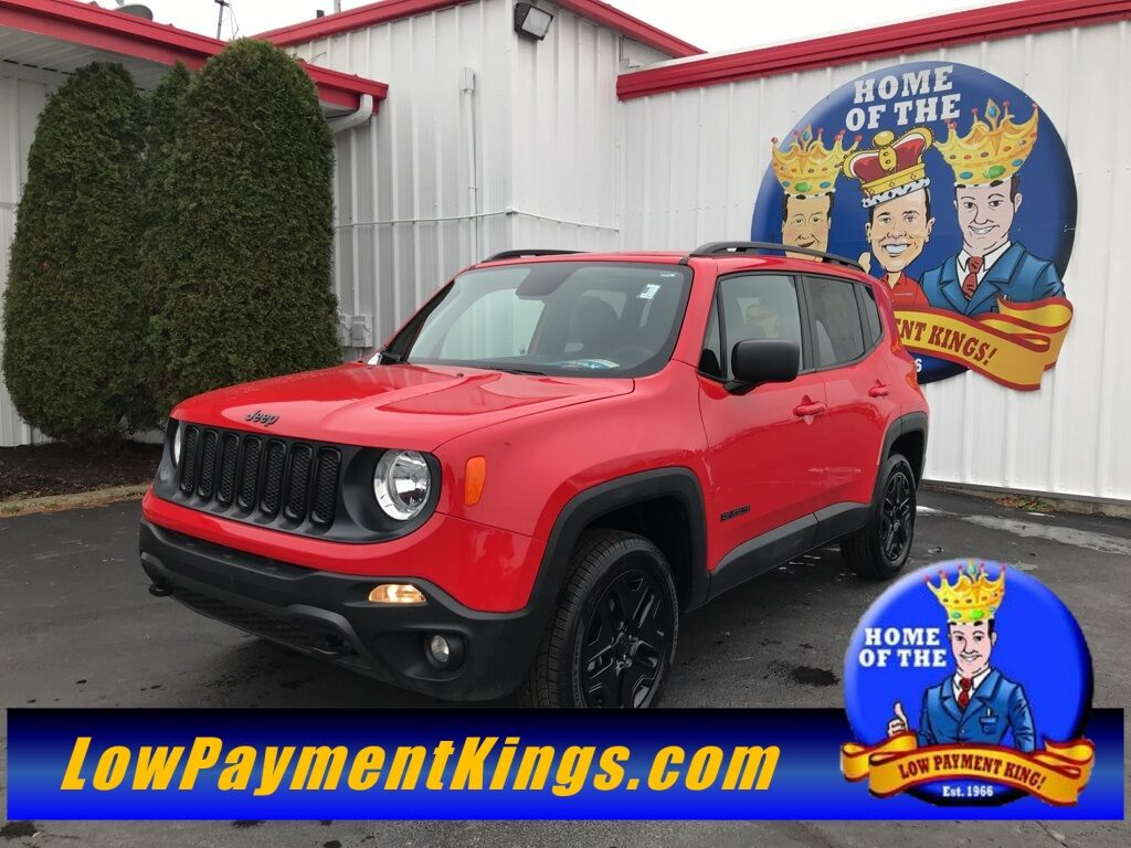 2018 Jeep Renegade Sport Shelby OH