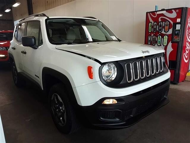 2018 Jeep Renegade Sport Plymouth WI