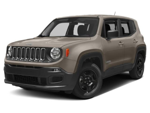 2018 Jeep Renegade Sport Raleigh NC