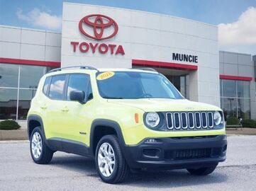 2018_Jeep_Renegade_Sport_ Richmond KY