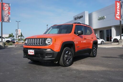 2018 Jeep Renegade Sport Rio Grande City TX