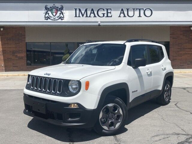 2018 Jeep Renegade Sport West Jordan UT