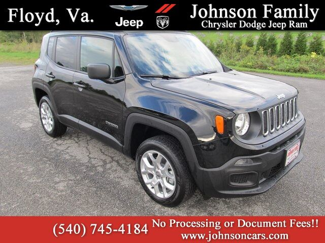 2018 Jeep Renegade Sport Woodlawn VA