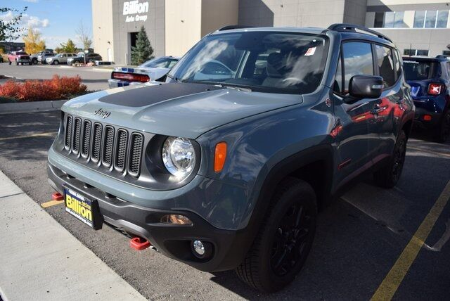 2018 Jeep Renegade Trailhawk Bozeman MT