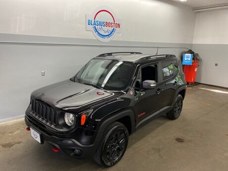 2018 Jeep Renegade Trailhawk Holliston MA