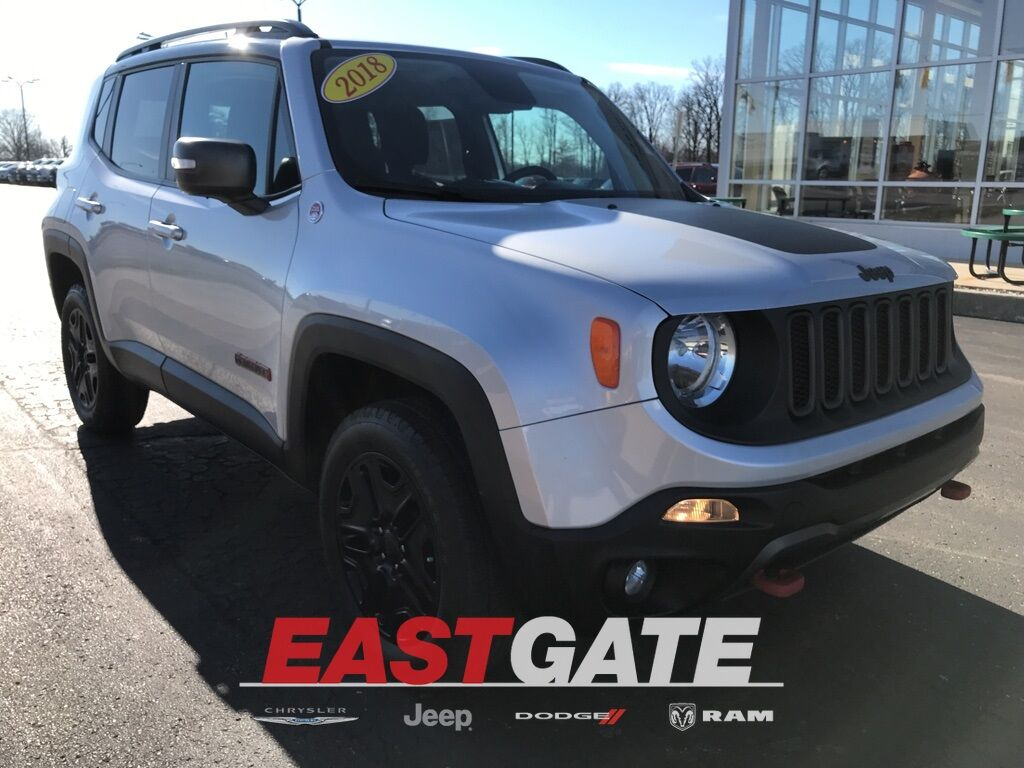 2018 Jeep Renegade Trailhawk Indianapolis IN