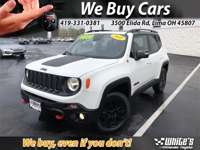 2018 Jeep Renegade Trailhawk Lima OH