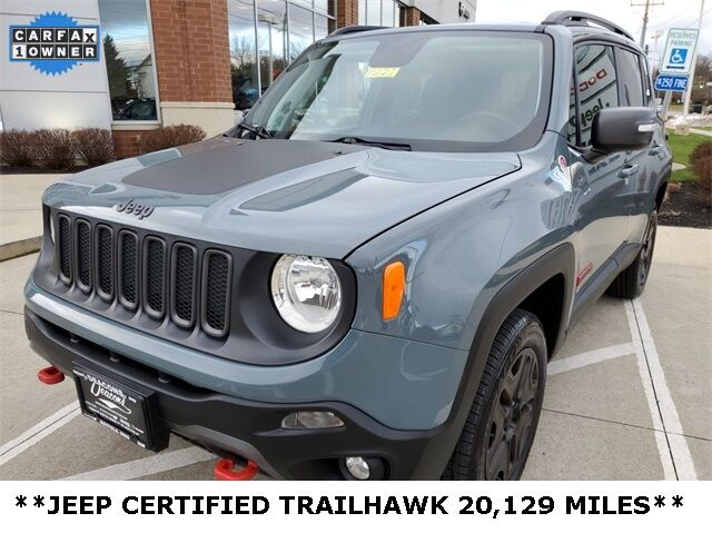 2018 Jeep Renegade Trailhawk Mayfield Village OH