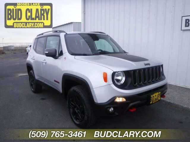 2018 Jeep Renegade Trailhawk Moses Lake WA